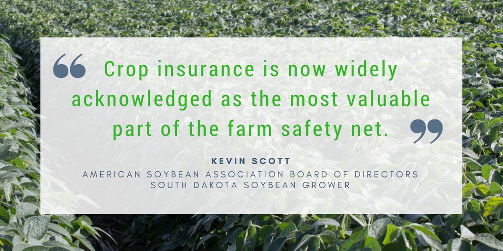 Heard on the Hill - Crop Insurance