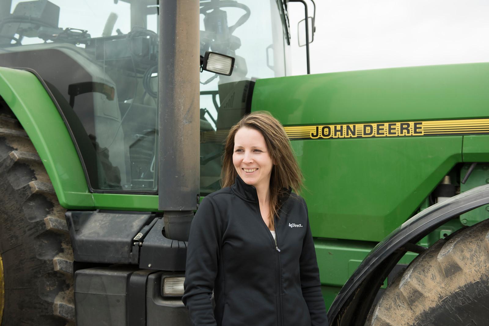 Kate Lambert- MFA Tractor pic 3