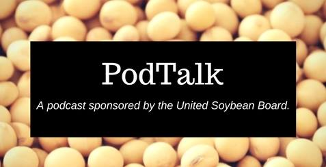PodTalk: Biotech helps Soy Farmers Grow More with Less