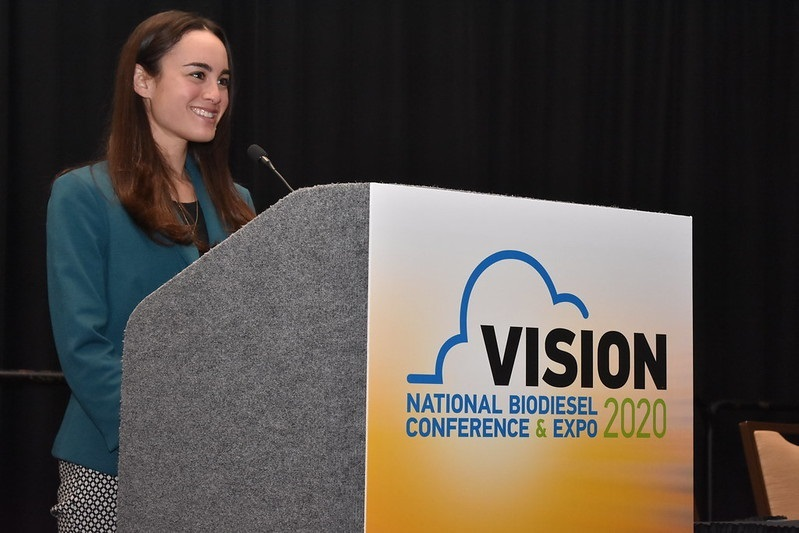 Student Innovators Chart a Bright Future for Biodiesel