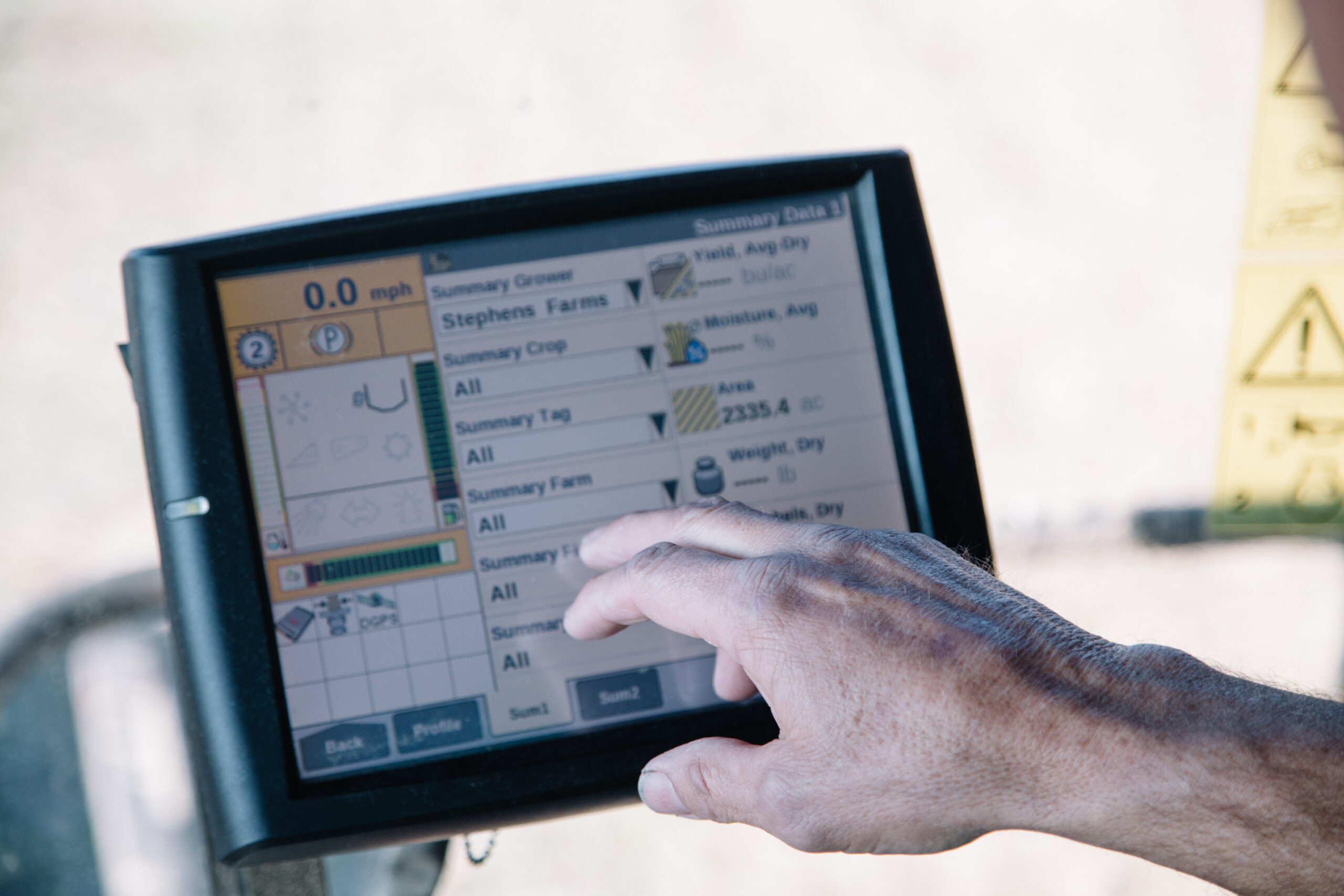 How Do You Improve Environmental Stewardship and Increase Yields? Two Words: Precision Agriculture